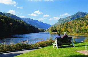 voyage printemps Canada parcs nationaux
